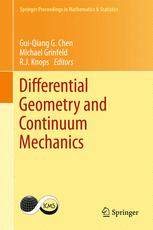 Differential Geometry and Continuum Mechanics