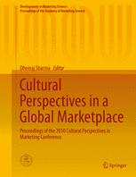 Cultural Perspectives in a Global Marketplace
