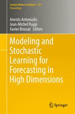 Modeling and Stochastic Learning for Forecasting in High Dimensions