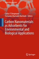 Carbon Nanomaterials as Adsorbents for Environmental and Biological Applications