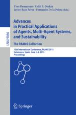 Advances in Practical Applications of Agents, Multi-Agent Systems, and Sustainability: The PAAMS Collection