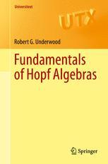 Fundamentals of Hopf Algebras