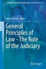 General Principles of Law - The Role of the Judiciary