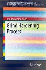 Grind Hardening Process