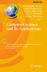 Computer Science and Its Applications