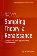 Sampling Theory, a Renaissance