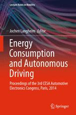 Energy Consumption and Autonomous Driving