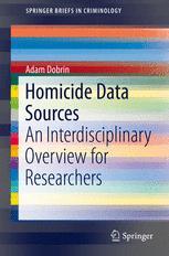 Homicide Data Sources