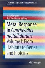 Metal Response in Cupriavidus metallidurans