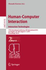 Human-Computer Interaction: Interaction Technologies