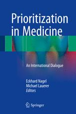 Prioritization in Medicine