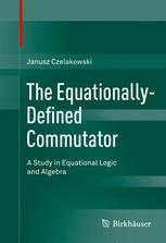 The Equationally-Defined Commutator