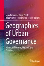 Geographies of Urban Governance