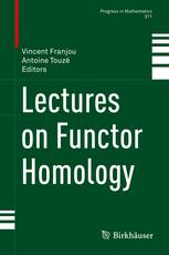 Lectures on Functor Homology