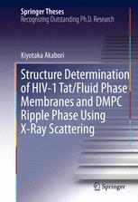 Structure Determination of HIV-1 Tat/Fluid Phase Membranes and DMPC Ripple Phase Using X-Ray Scattering