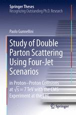 Study of Double Parton Scattering Using Four-Jet Scenarios