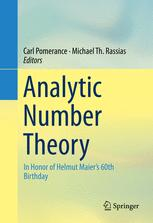 Analytic Number Theory