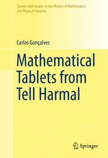 Mathematical Tablets from Tell Harmal