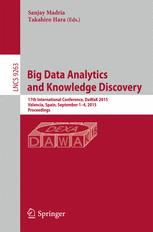 Big Data Analytics and Knowledge Discovery