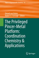 The Privileged Pincer-Metal Platform: Coordination Chemistry & Applications