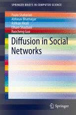 Diffusion in Social Networks