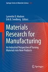 Materials Research for Manufacturing
