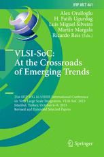 VLSI-SoC: At the Crossroads of Emerging Trends