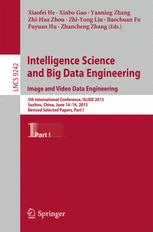 Intelligence Science and Big Data Engineering. Image and Video Data Engineering