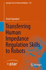 Transferring Human Impedance Regulation Skills to Robots