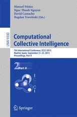 Computational Collective Intelligence
