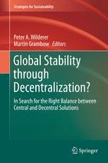 Global Stability through Decentralization?
