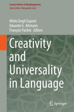 Creativity and Universality in Language