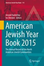 American Jewish Year Book 2015