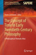 The Concept of Time in Early Twentieth-Century Philosophy
