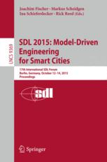SDL 2015: Model-Driven Engineering for Smart Cities