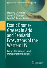 Exotic Brome-Grasses in Arid and Semiarid Ecosystems of the Western US