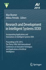 Research and Development in Intelligent Systems XXXII