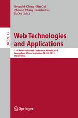 Web Technologies and Applications