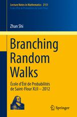 Branching Random Walks