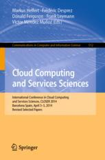 Cloud Computing and Services Sciences