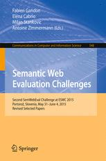 Semantic Web Evaluation Challenges