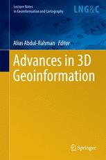 Advances in 3D Geoinformation