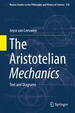 The Aristotelian Mechanics