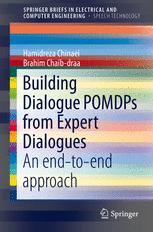 Building Dialogue POMDPs from Expert Dialogues
