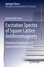 Excitation Spectra of Square Lattice Antiferromagnets