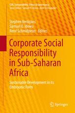 Corporate Social Responsibility in Sub-Saharan Africa