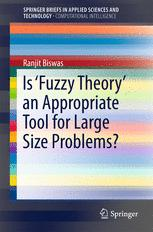 Is 'Fuzzy Theory' an Appropriate Tool for Large Size Problems?