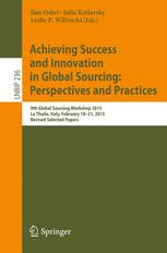 Achieving Success and Innovation in Global Sourcing: Perspectives and Practices