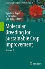 Molecular Breeding for Sustainable Crop Improvement