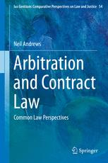Arbitration and Contract Law